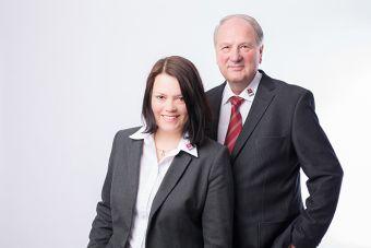 Geschäftsführung: Carmen Preiß und Horst Jakob